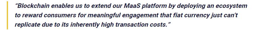 Matt Aune, CEO said in a statement