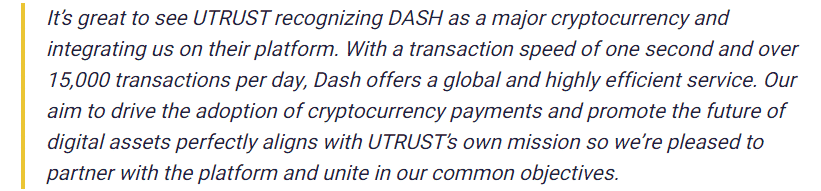 Jan Heinrich Meyer, the CEO of Dash Embassy said