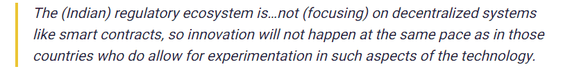 Nitin Sharma, CEO of Encrypt Blockchain, says