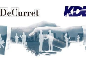 DeCurret Partners with KDDI