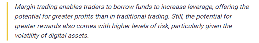 Bitfinex stated