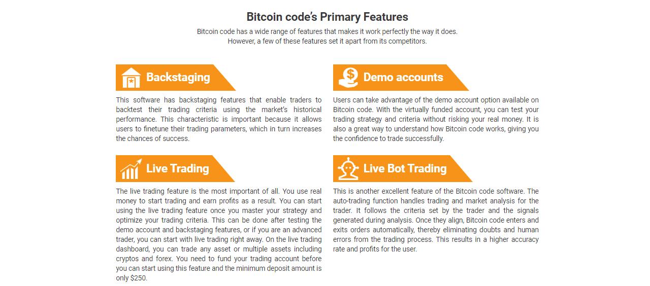Key Points of Trading Platform