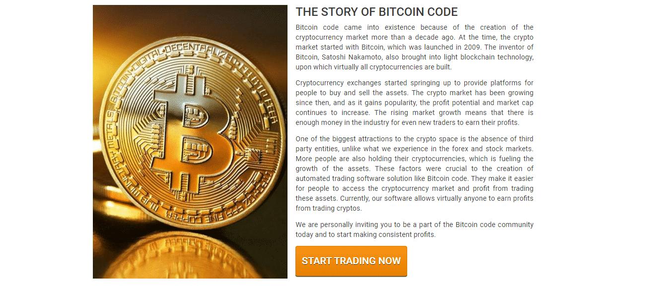 Bitcoin Code Erfahrungen 2020