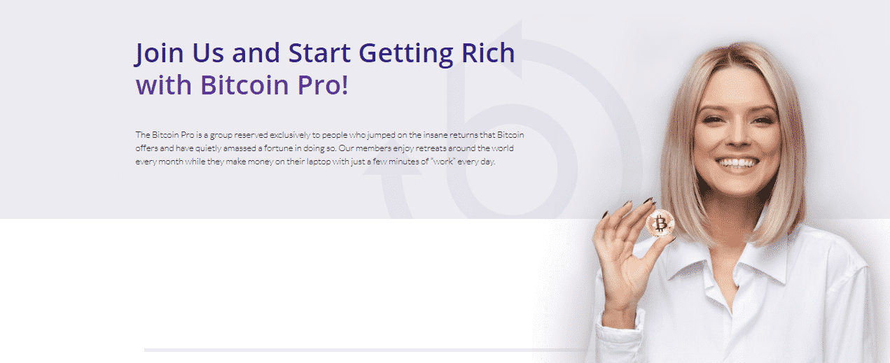 Earn More With Bitcoin Pro