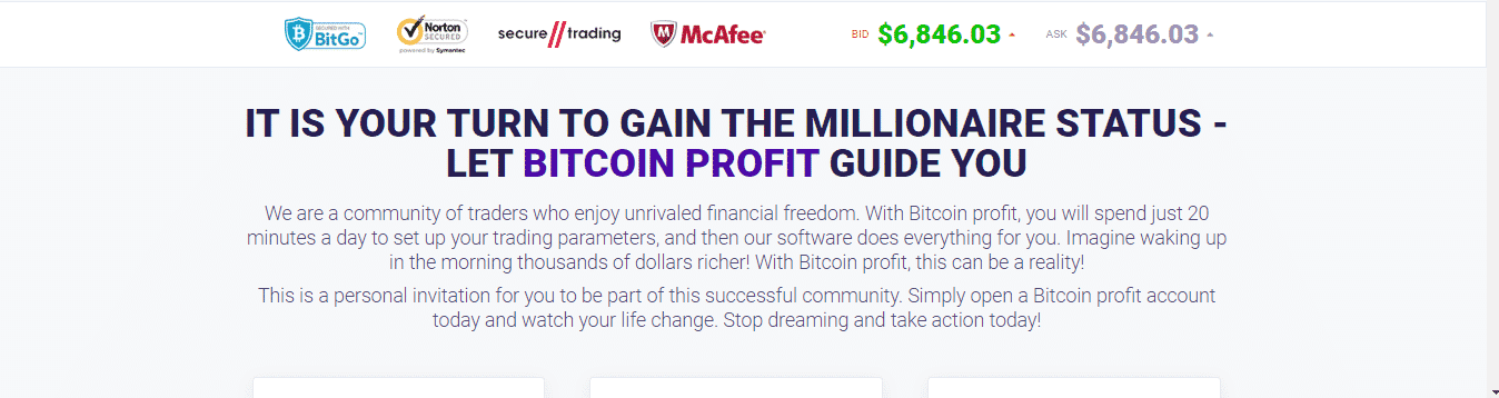 Get Rich With Bitcoin Profit