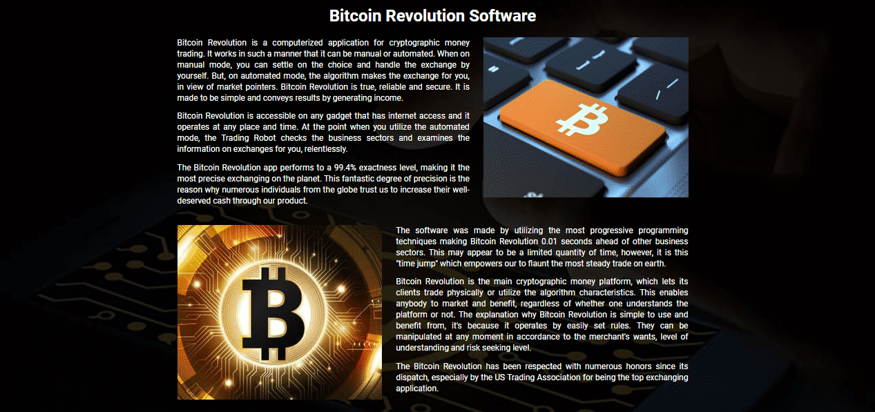Bitcoin Revolution Review 2020 - Scam or Safe? Find Now!