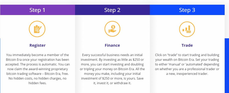 How do I use the Bitcoin Era?