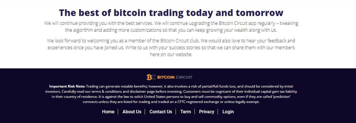 Bitcoin Circuit Review – Is it a Legit?