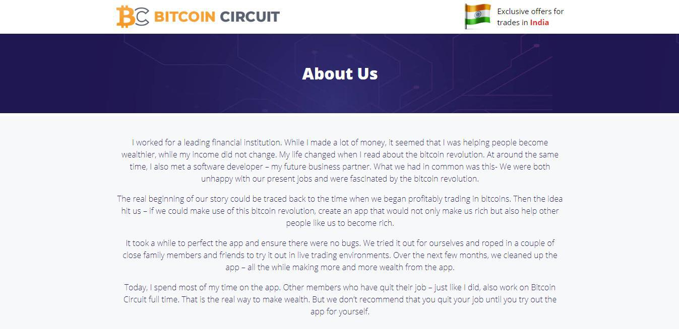 Bitcoin Circuit Reviews – What is the Bitcoin Circuit?